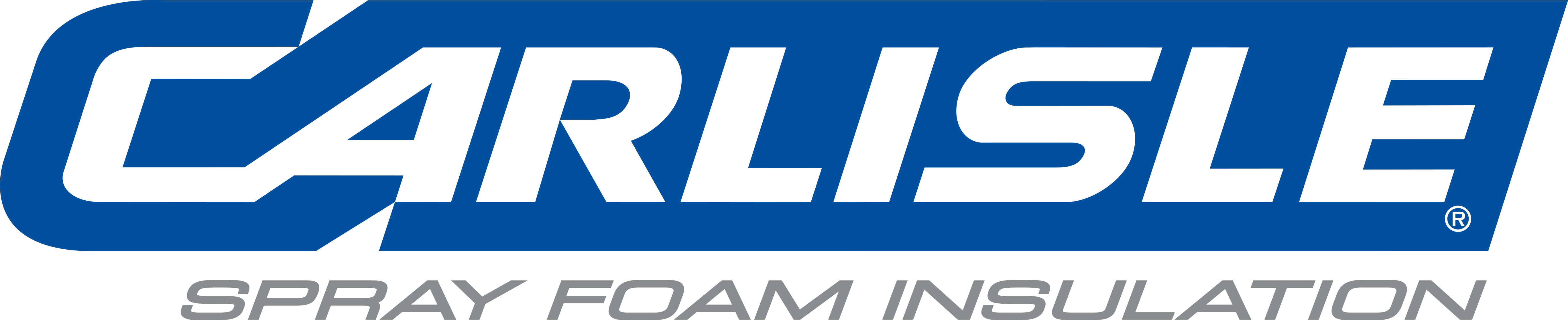 Carlisle Spray Foam Insulation Logo